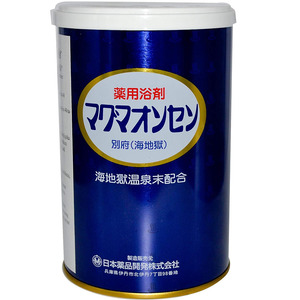 日本薬品開発 マグマオンセン別府(海地獄) 500g